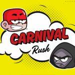 carnival rush videogioco carnevale