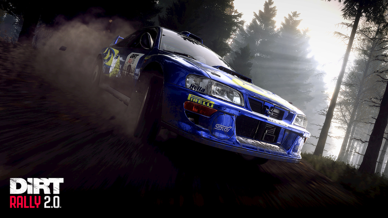DiRT Rally 2.0, arriva il Colin McRae Flat Out pack! thumbnail