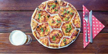 deliveroo inter milan pizza