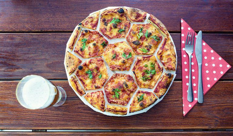 Inter vs Milan: il derby si gusta con la pizza