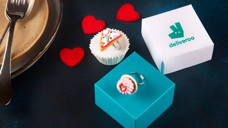 deliveroo san valentino anello