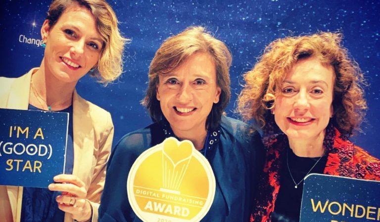 Tutti i vincitori della terza edizione dei Digital Fundraising Award