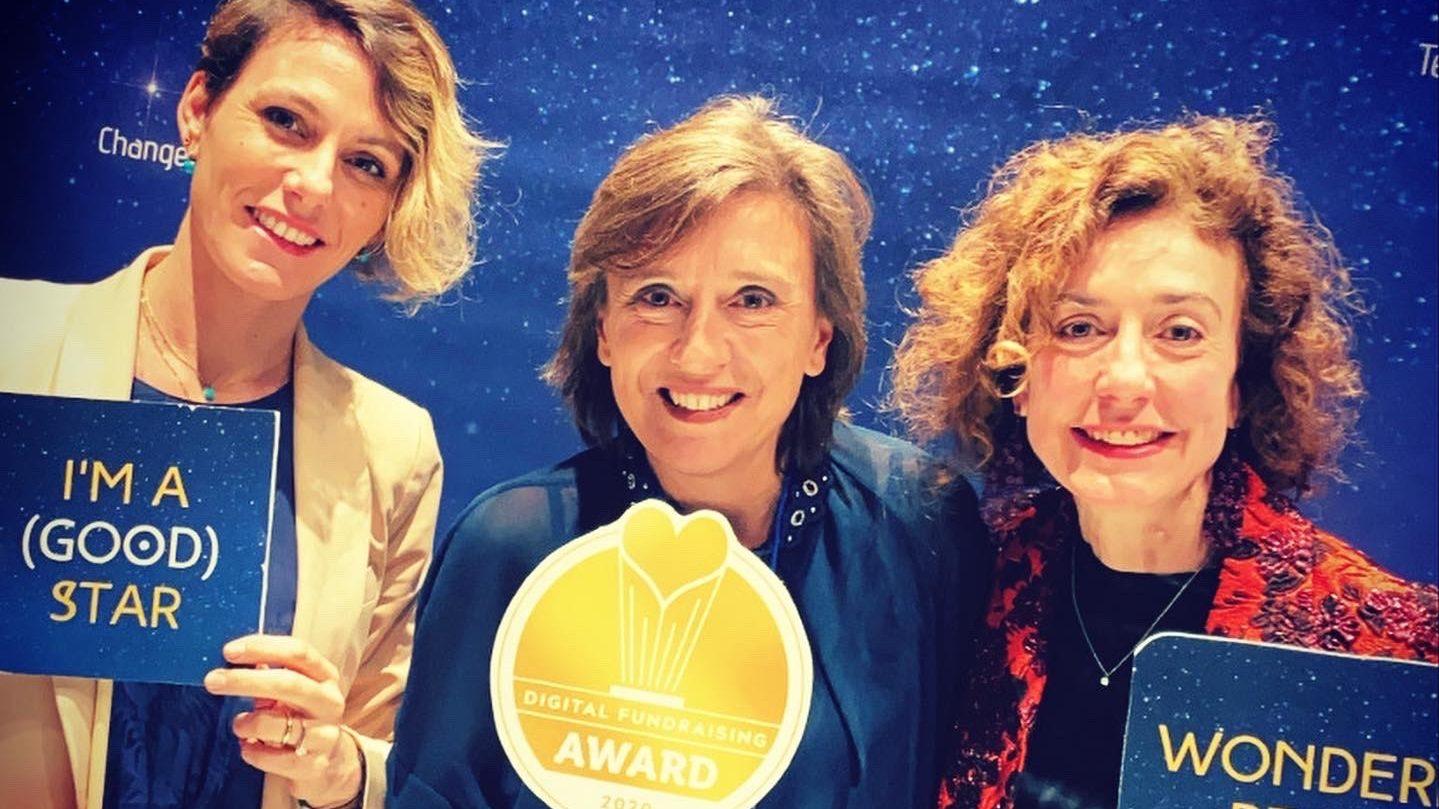 Tutti i vincitori della terza edizione dei Digital Fundraising Award thumbnail
