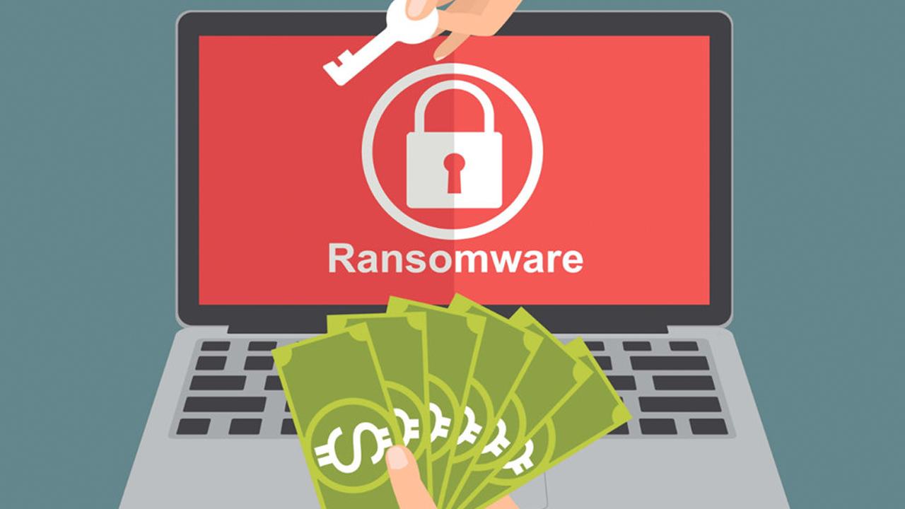 attacchi ransomware