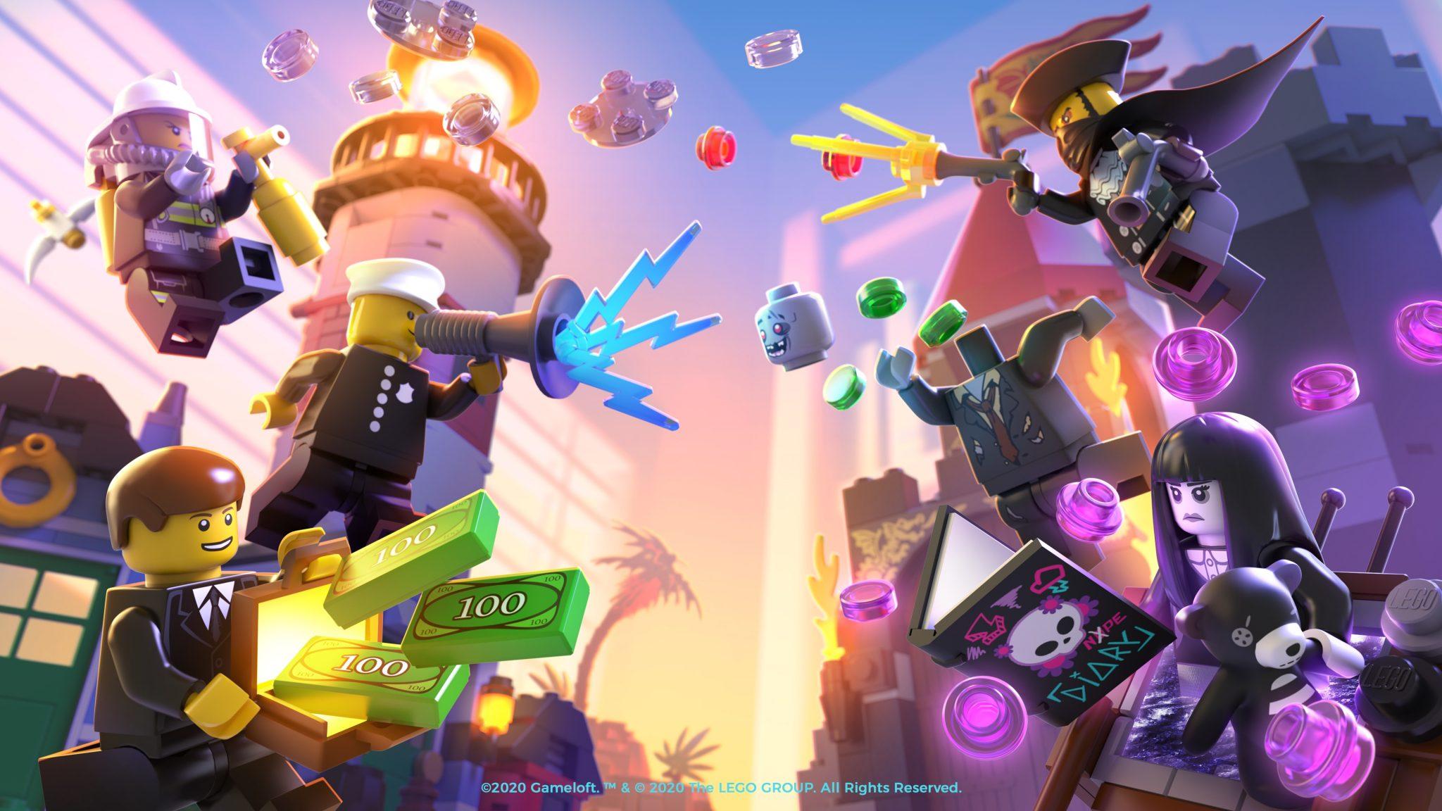 LEGO Legacy: Heroes Unboxed, la nuova avventura RPG con i personaggi LEGO più amati thumbnail