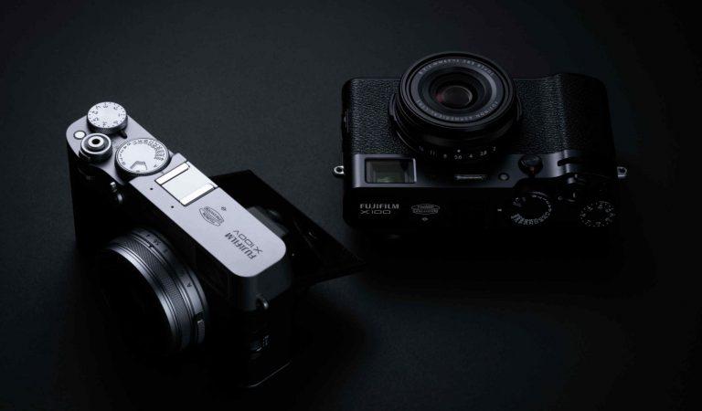 Fujifilm presenta la nuova fotocamera compatta X100V