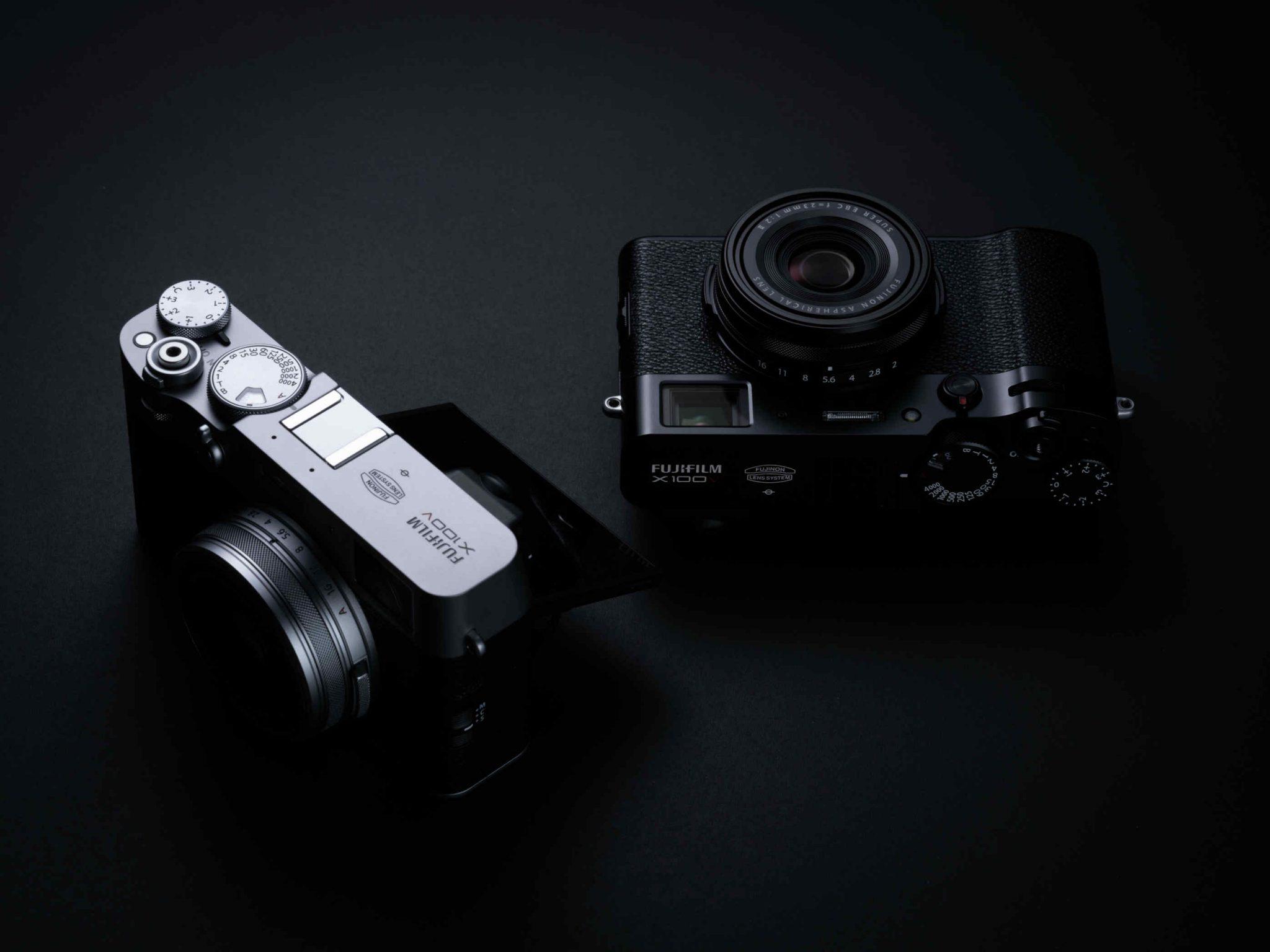 Fujifilm presenta la nuova fotocamera compatta X100V thumbnail