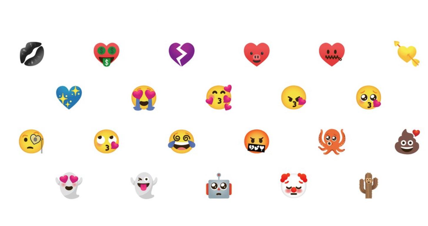 Google Emoji Kitchen, arrivano i nuovi adesivi su GBoard thumbnail