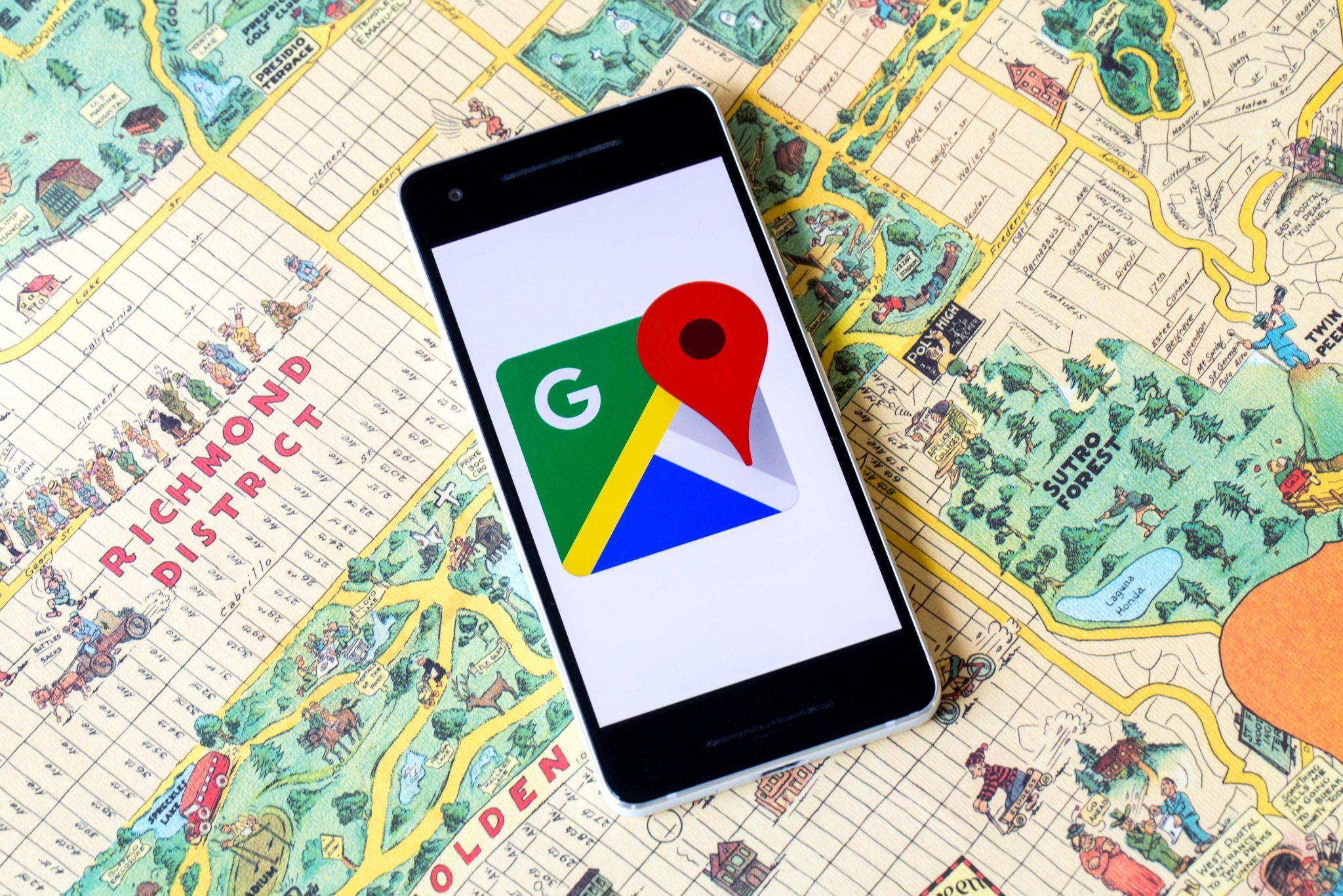 Google Maps: tutti gli aggiornamenti utili per contenere il Covid-19 thumbnail