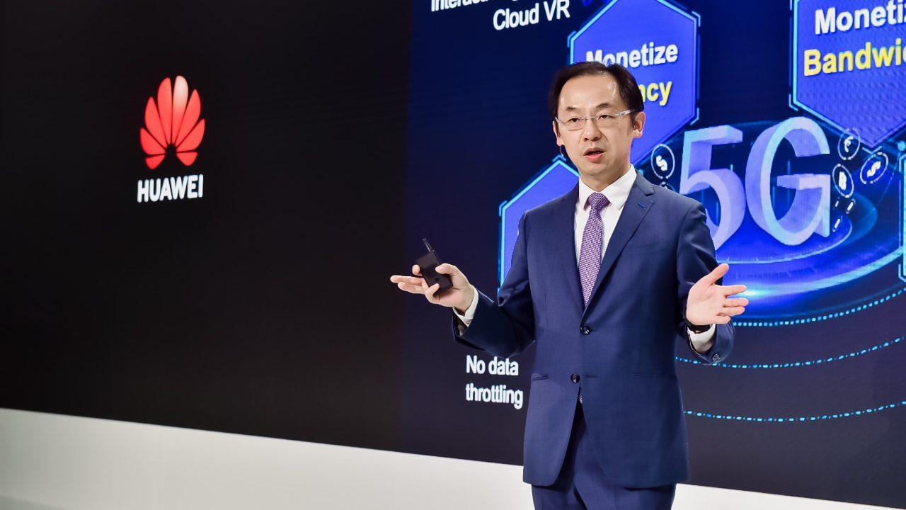 Huawei si prepara ad apportare nuovo valore con l'introduzione del 5G thumbnail