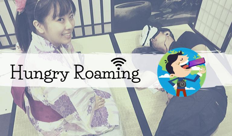 Sono stata in Giappone senza alzarmi dal divano | Hungry Roaming