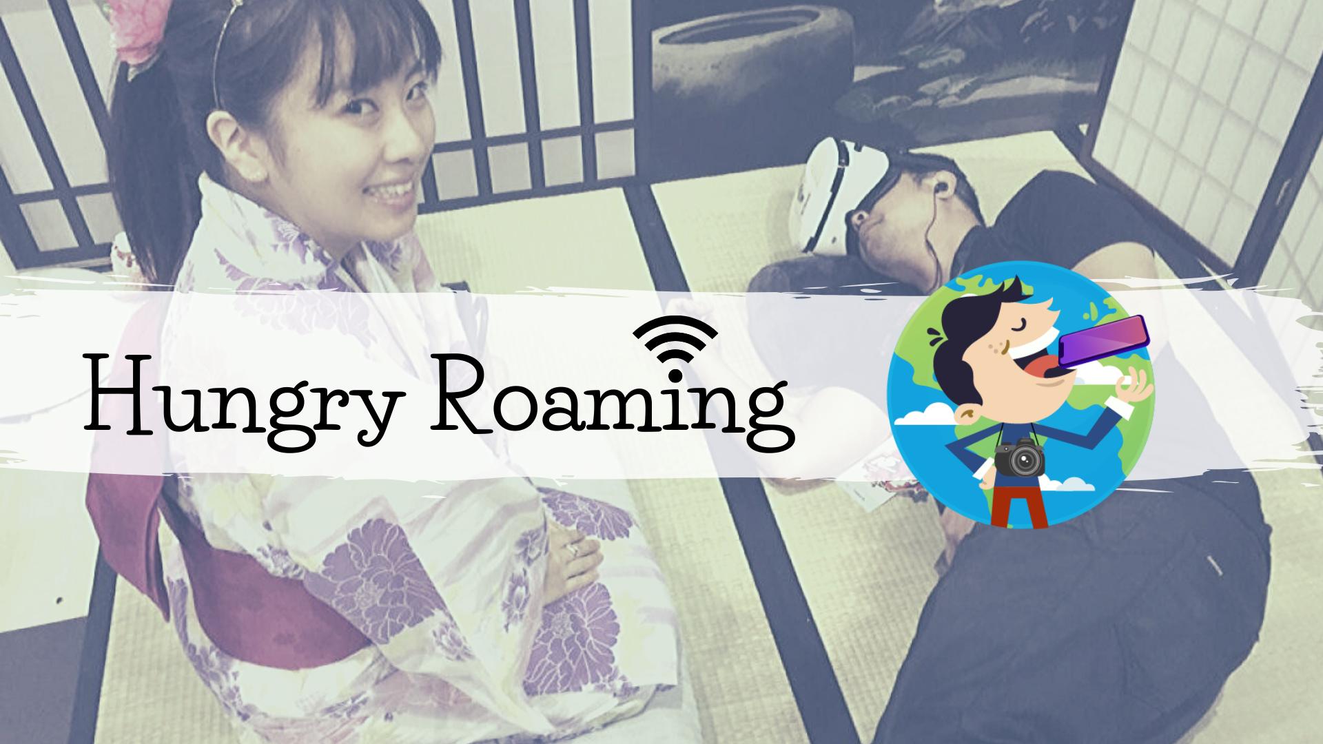 Sono stata in Giappone senza alzarmi dal divano | Hungry Roaming thumbnail