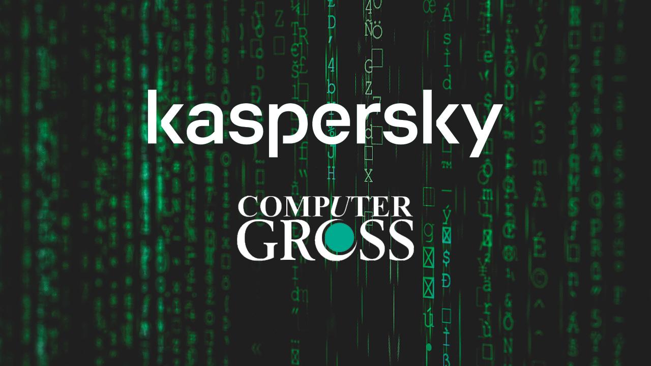 Kaspersky e Computer Gross: accordo per la distribuzione dei prodotti thumbnail