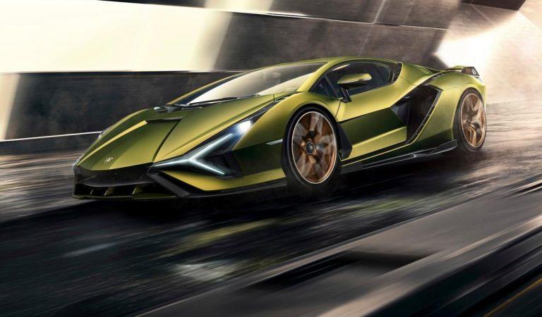 LEGO e Lamborghini, il primo set arriva nell'estate 2020