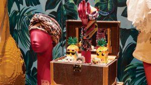 Milano Fashion Week: LEGO si unisce a ETRO per l'allestimento