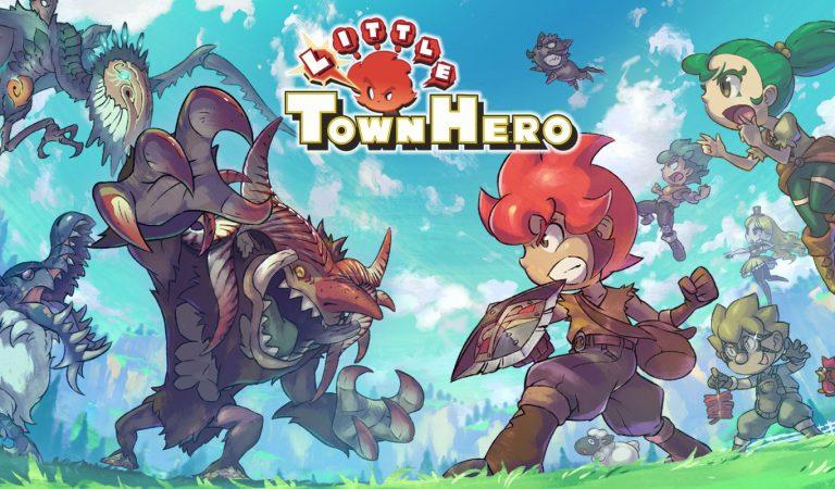 Little Town Hero in arrivo su Playstation 4 a giugno