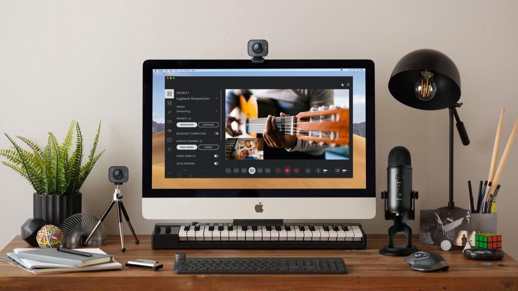 Logitech StreamCam, la nuova webcam dedicata ai creators thumbnail