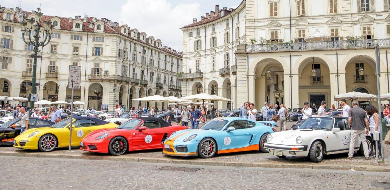 Gran Premio Parco Valentino tra gli eventi del Milano Monza Motor Show thumbnail