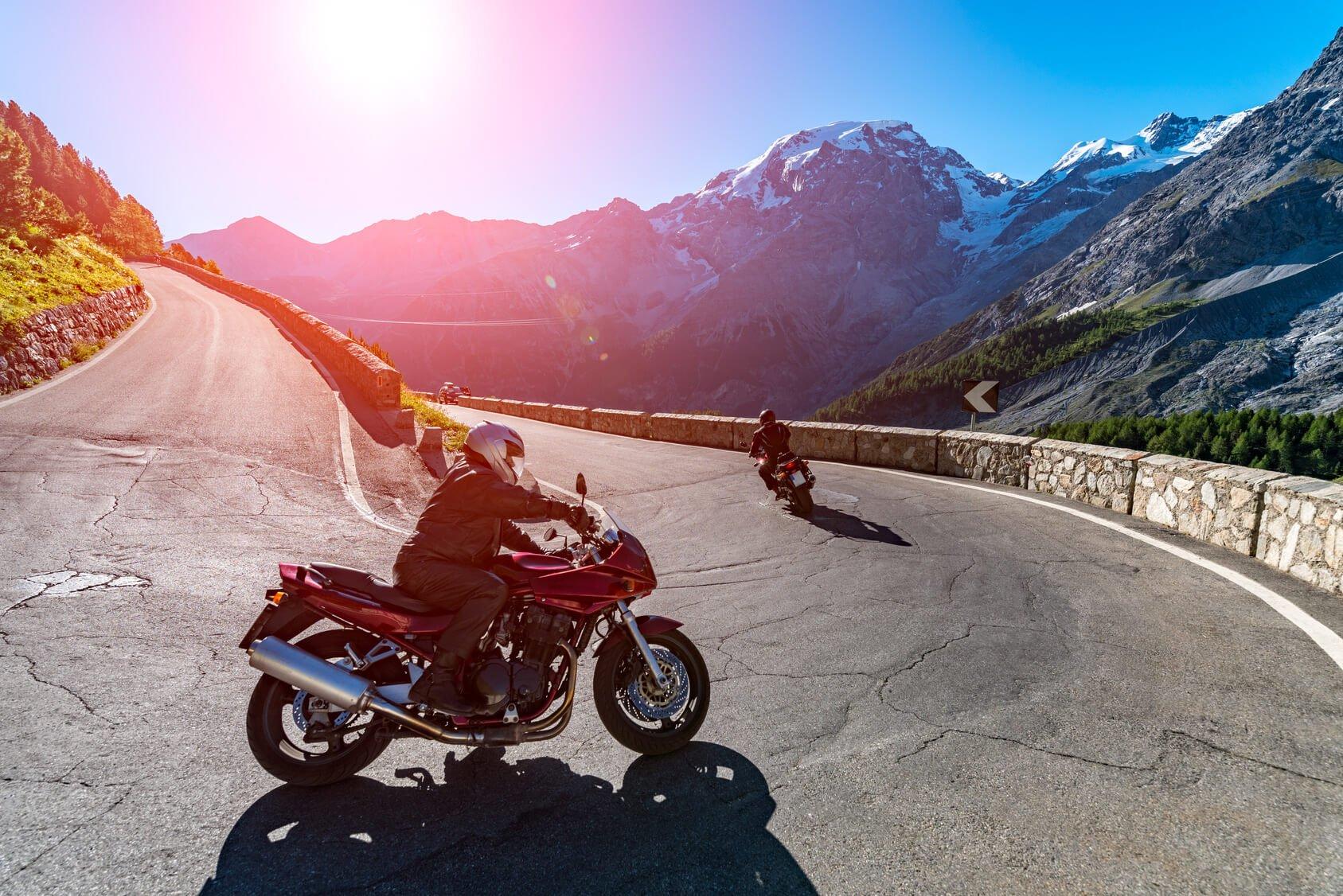 Studio Harley-Davidson: guidare una moto fa bene alla salute thumbnail