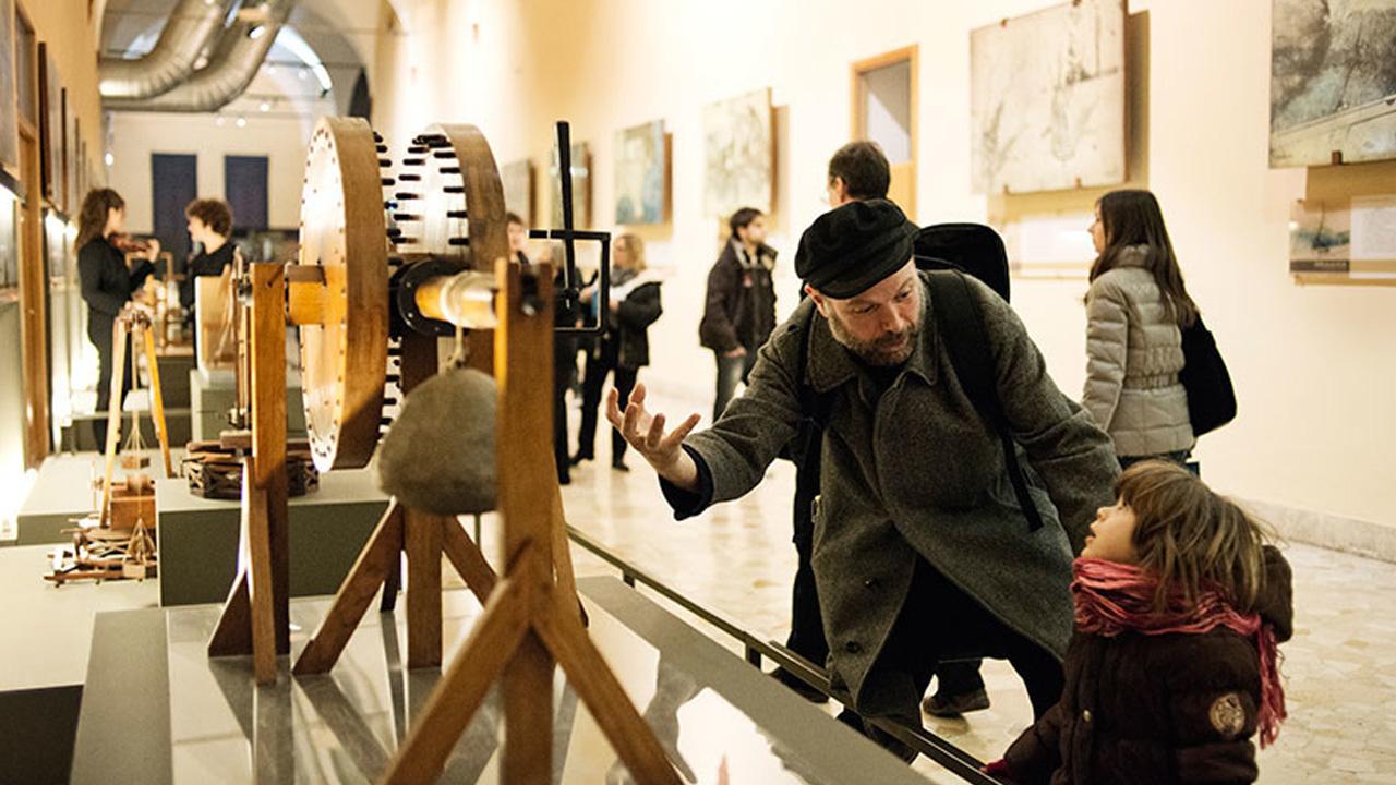 Buon compleanno, Museo: ingresso gratis al Museo Leonardo thumbnail