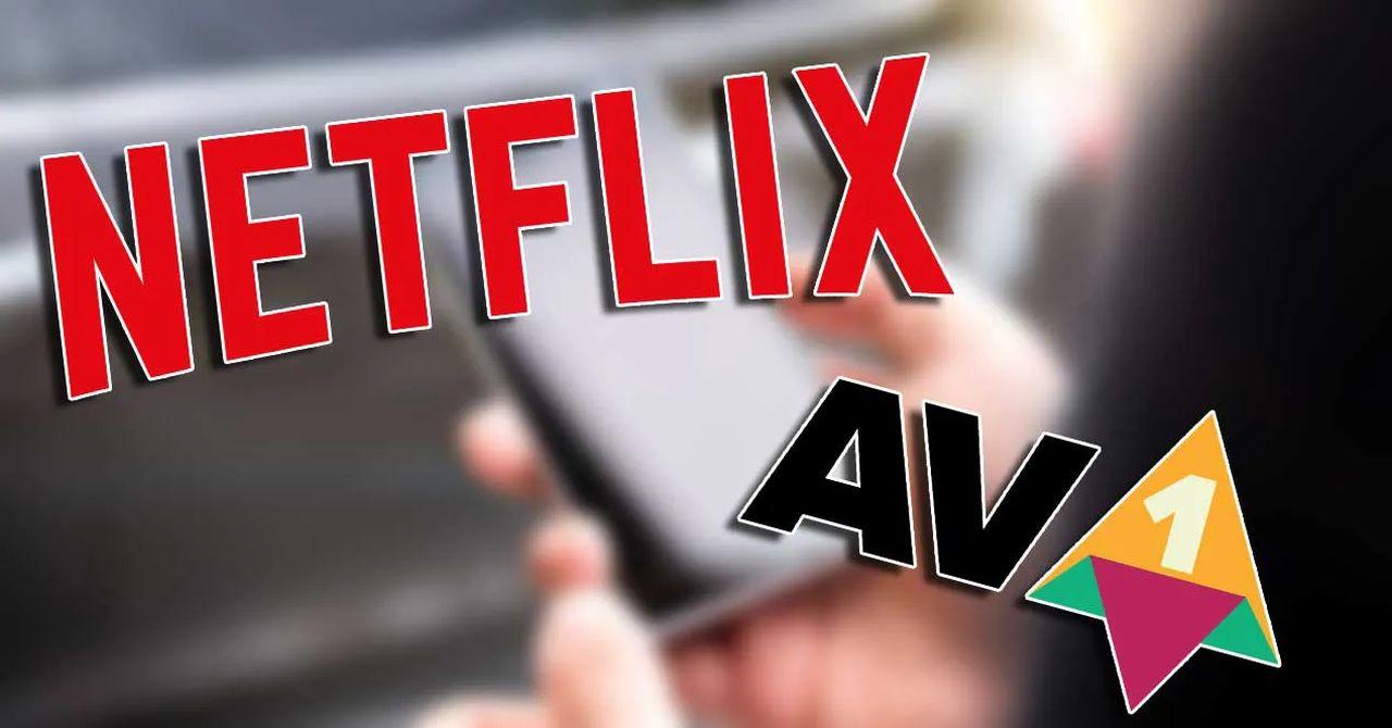 Netflix per Android passa al nuovo codec AV1 per risparmiare dati thumbnail