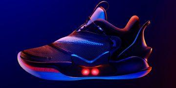 Nike Adapt BB si allacciano da sole e costano 350 dollari