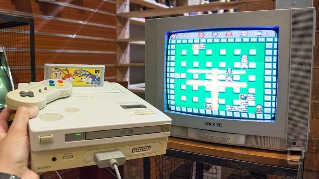 "Le offerte per la ""Nintendo Play Station"" superano già i 200mila dollari thumbnail"