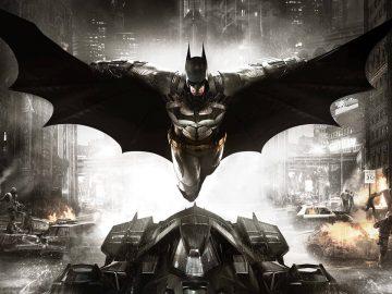 nuovo videogioco batman