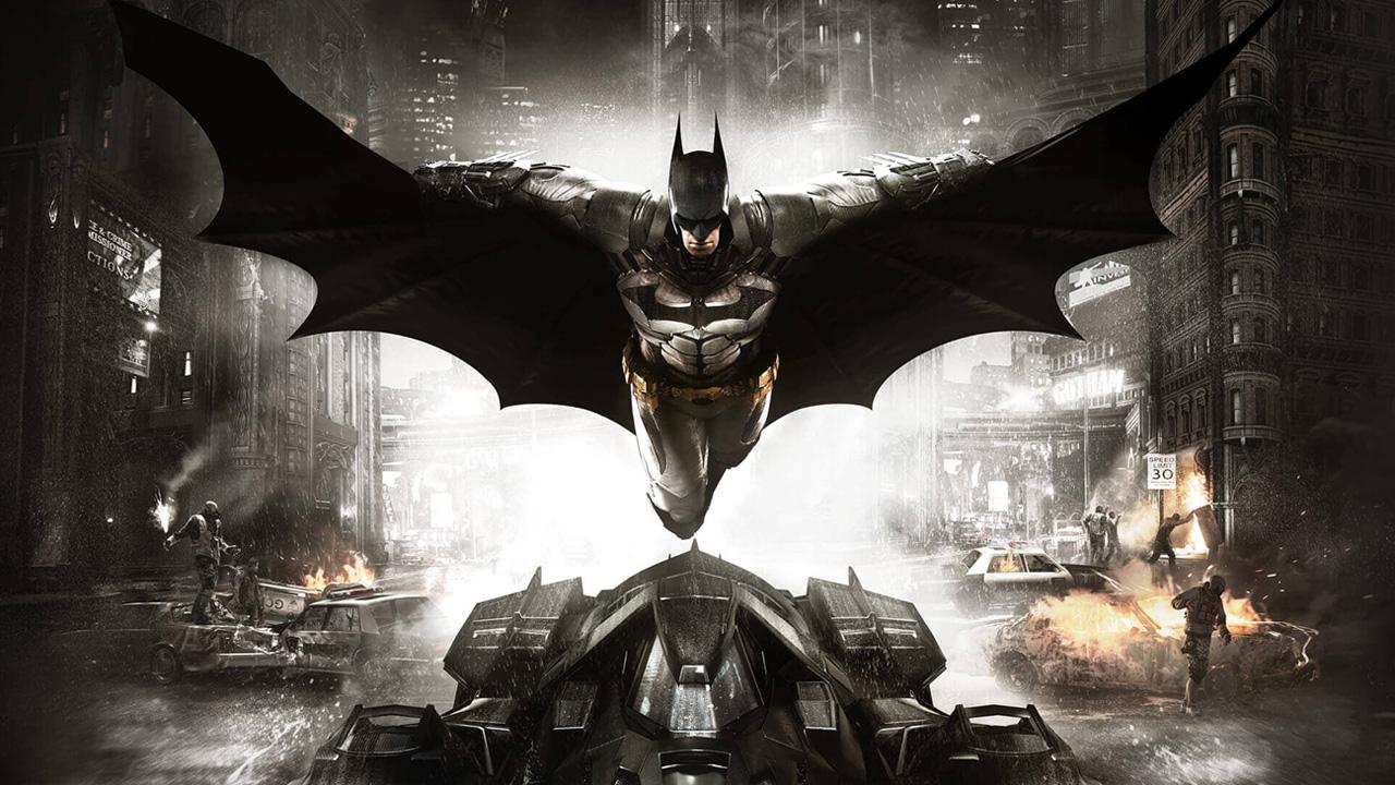 Batman: rivelato il logo del nuovo videogioco della serie? thumbnail