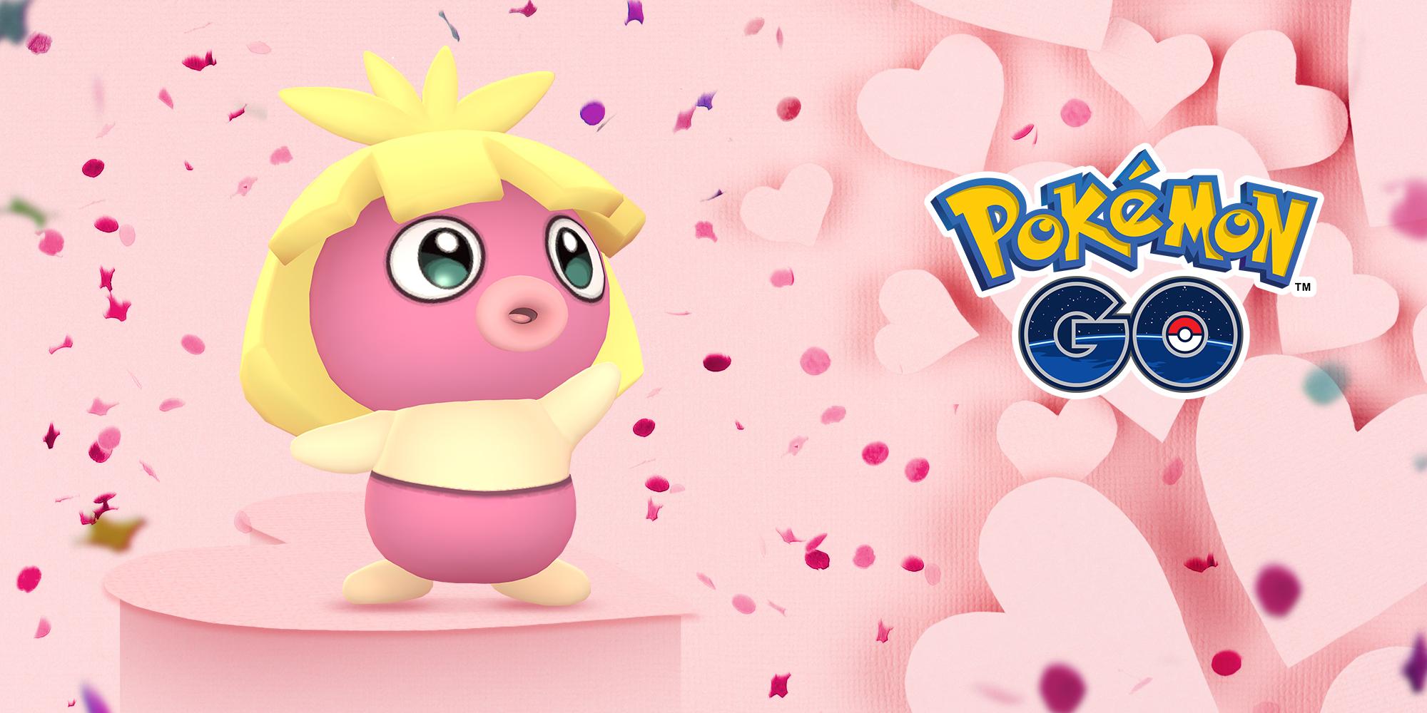Pokémon Go si tinge di rosa per San Valentino thumbnail