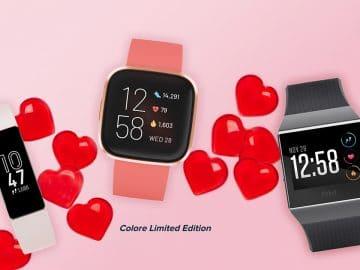 fitbit promozione San Valentino