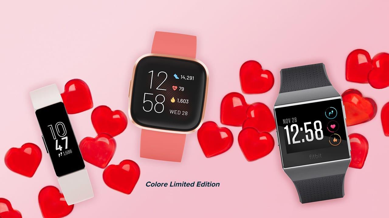 Fitbit: promozione di San Valentino fino al 14 febbraio thumbnail