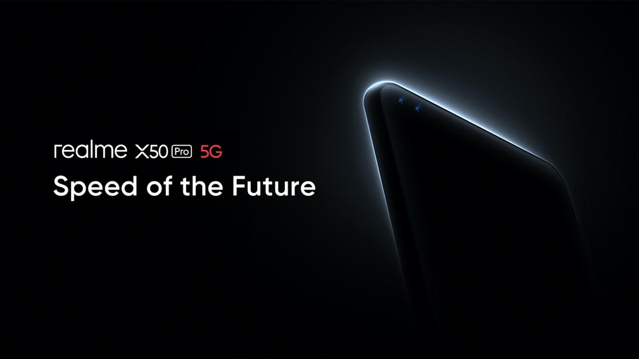 Realme presenterà in diretta streaming il nuovo Realme X50 Pro 5G thumbnail