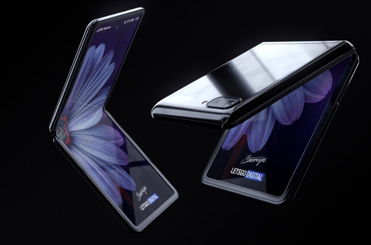 Samsung mostra Galaxy Z Flip in uno spot durante la notte degli Oscar thumbnail
