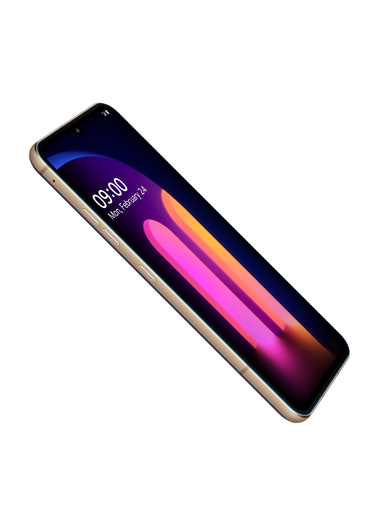 smartphone creatori contenuti lg V60ThinQ 5G