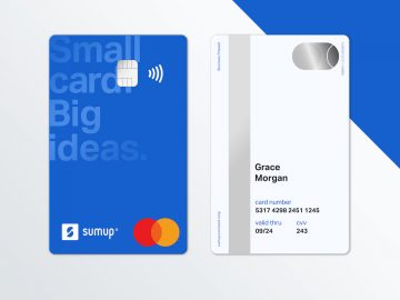 sumup card utenti business fintech