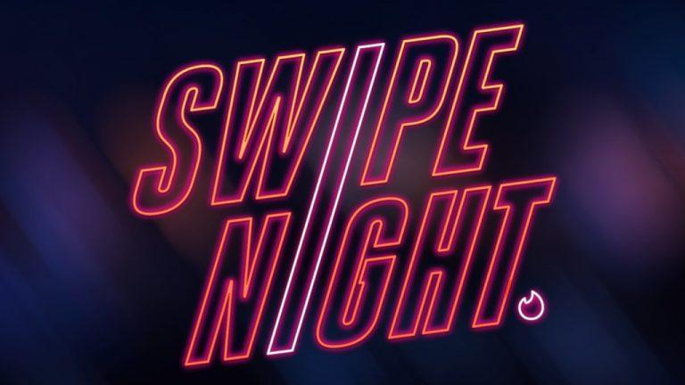 swipe night tinder app dating