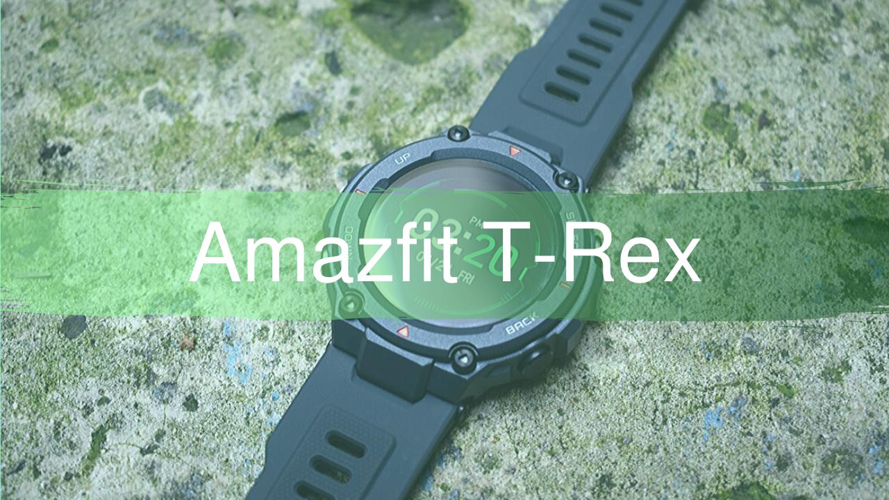 Amazfit T-Rex recensione: lo smartwatch da battaglia thumbnail