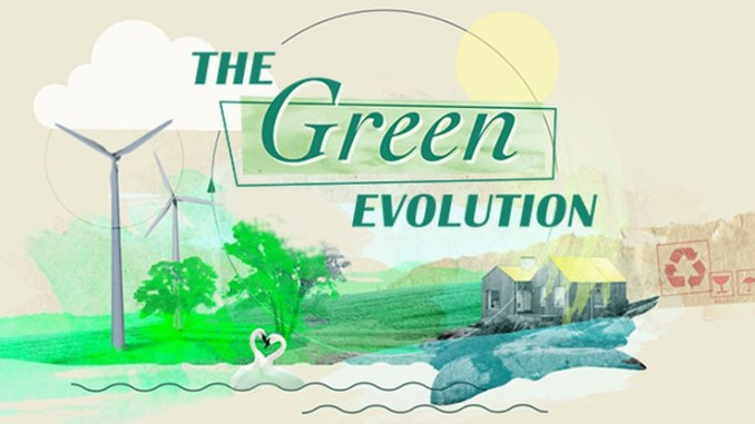 the-green-evolution