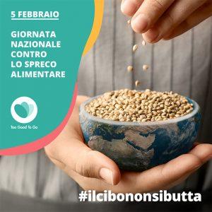 too good to go #ilcibononsibutta