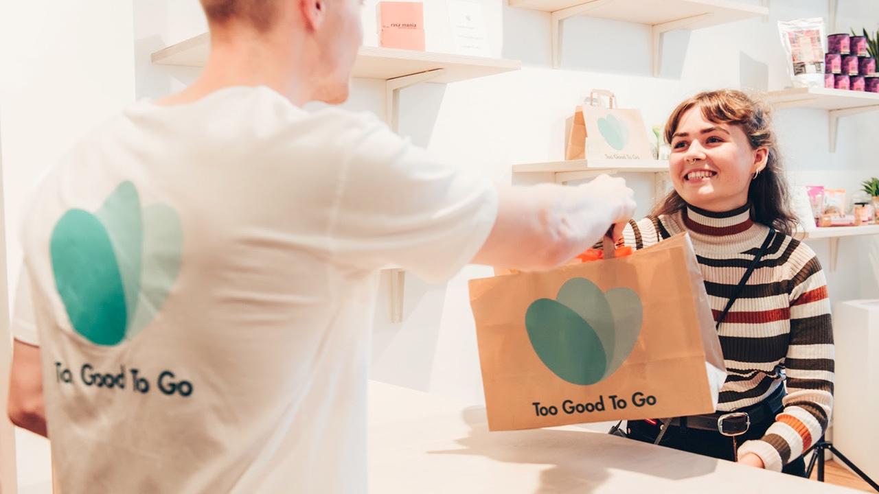 Too Good To Go lancia #IlCiboNonSiButta contro lo spreco alimentare thumbnail