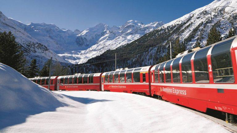 trenino rosso del bernina trainline 29 febbraio