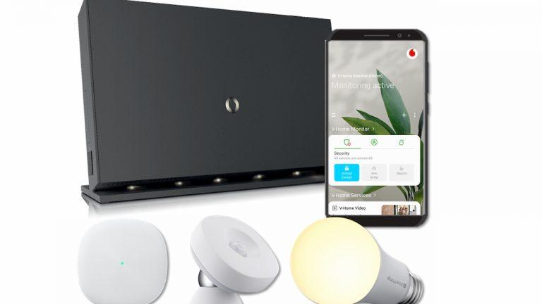 vodafone v home smart home