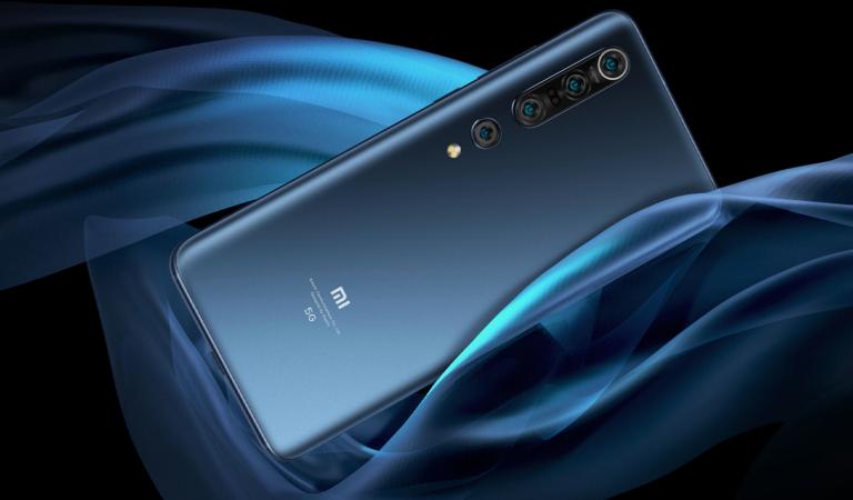 Xiaomi Mi 10 in versione trasparente mostrato a sorpresa da Lei Jun
