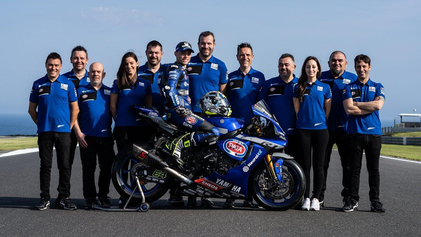 Sharp sponsorizzerà il GRT Yamaha World SBK Junior Team thumbnail