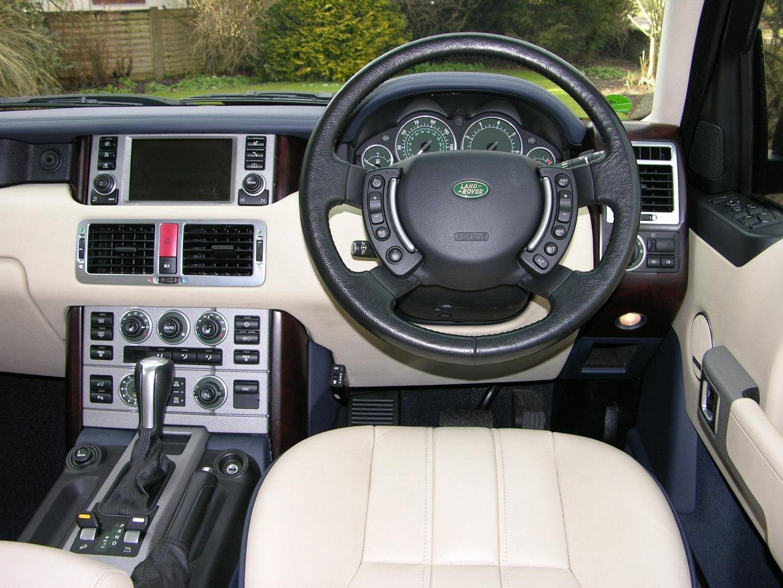 Range Rover L322 interni