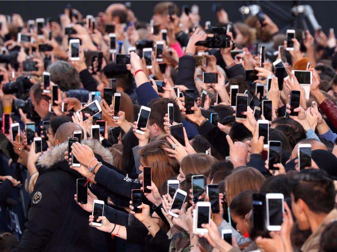 Smartphone Giovani