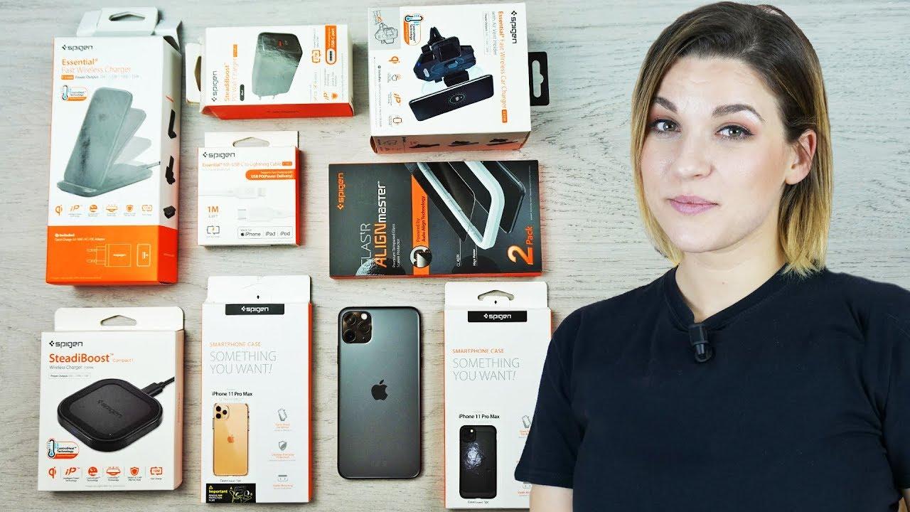 Accessori per smartphone: i prodotti di Spigen thumbnail
