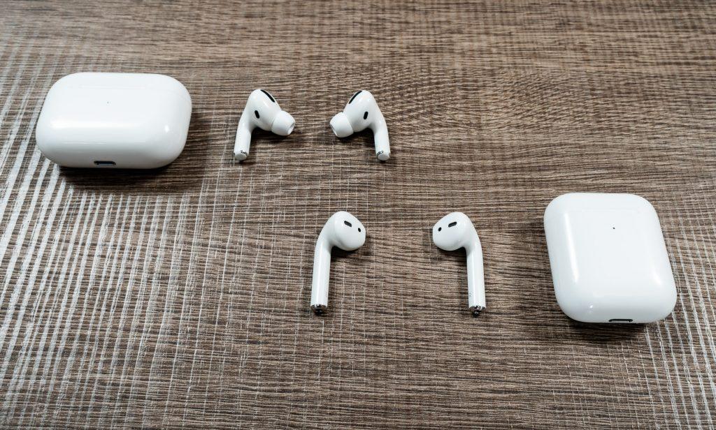Apple AirPods a confronto