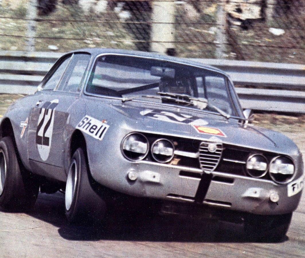 Alfa Romeo GIulia GTA De Adamich